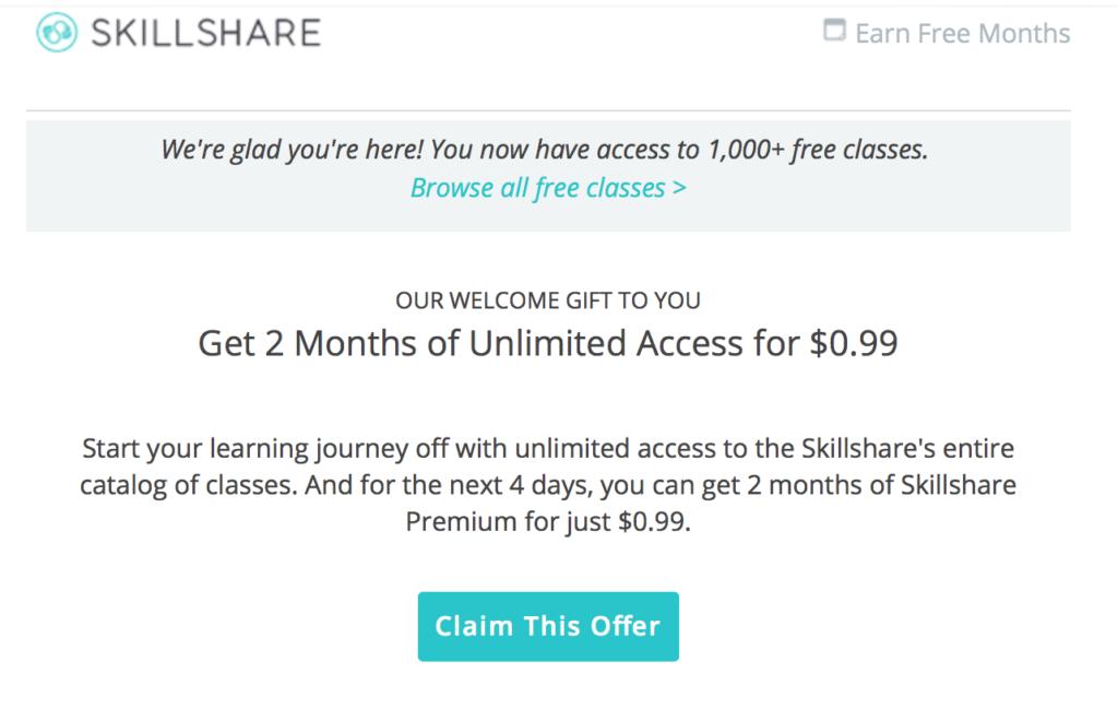 Primer: SkillShare